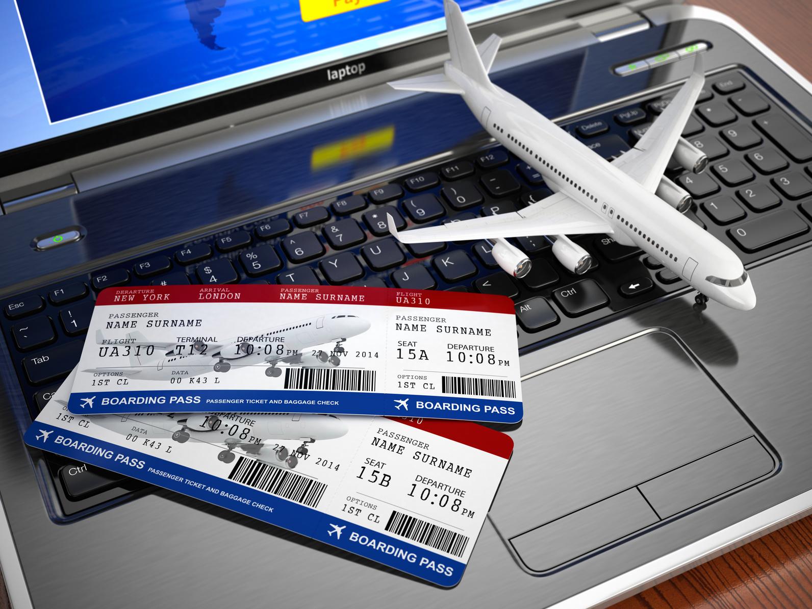 Billets d'avion en ligne – Des « pratiques trompeuses » épinglées