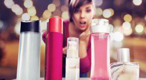 Ingrédients indésirables dans les cosmétiques – Trois familles à bannir des rayons