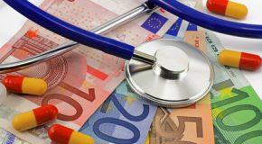 Plus de la moitié des frais médicaux restent à la charge du patient